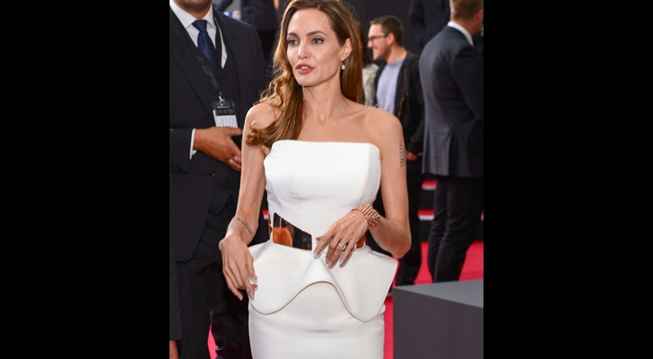 Angelina Jolie: Kampfansage an Jennifer Aniston
